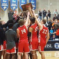 Minnesota state high school basketball tournament  scores