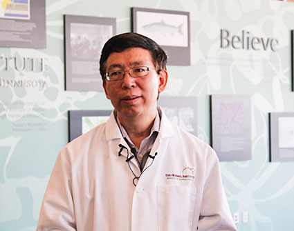 Hormel Institute Director Dr  Zigang Dong stepping down from