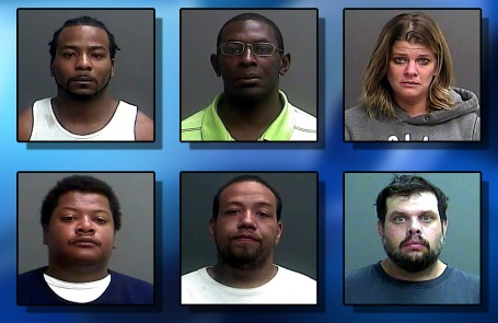 multi state drug ring arrests from 101615