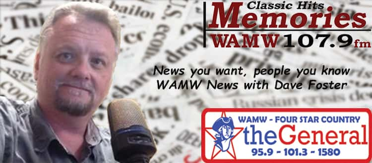 Memories 107 9 and The General 95 9 and 1580 WAMW