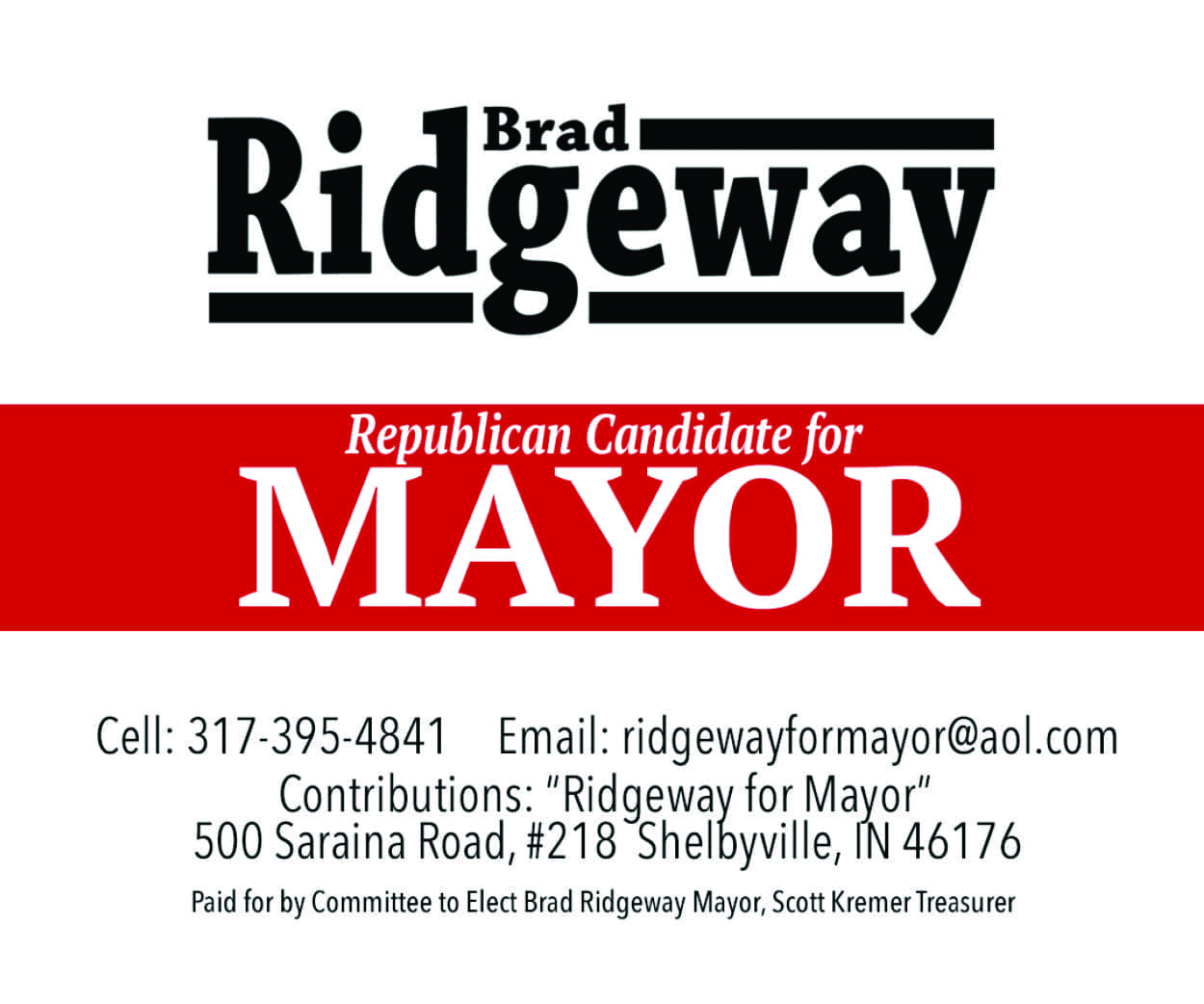 Brad Ridgeway