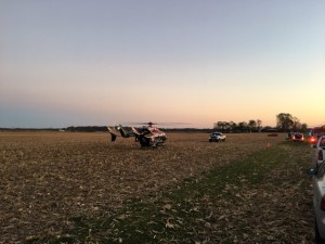 Update: Indy man dies from injuries in Monday Shelby Co