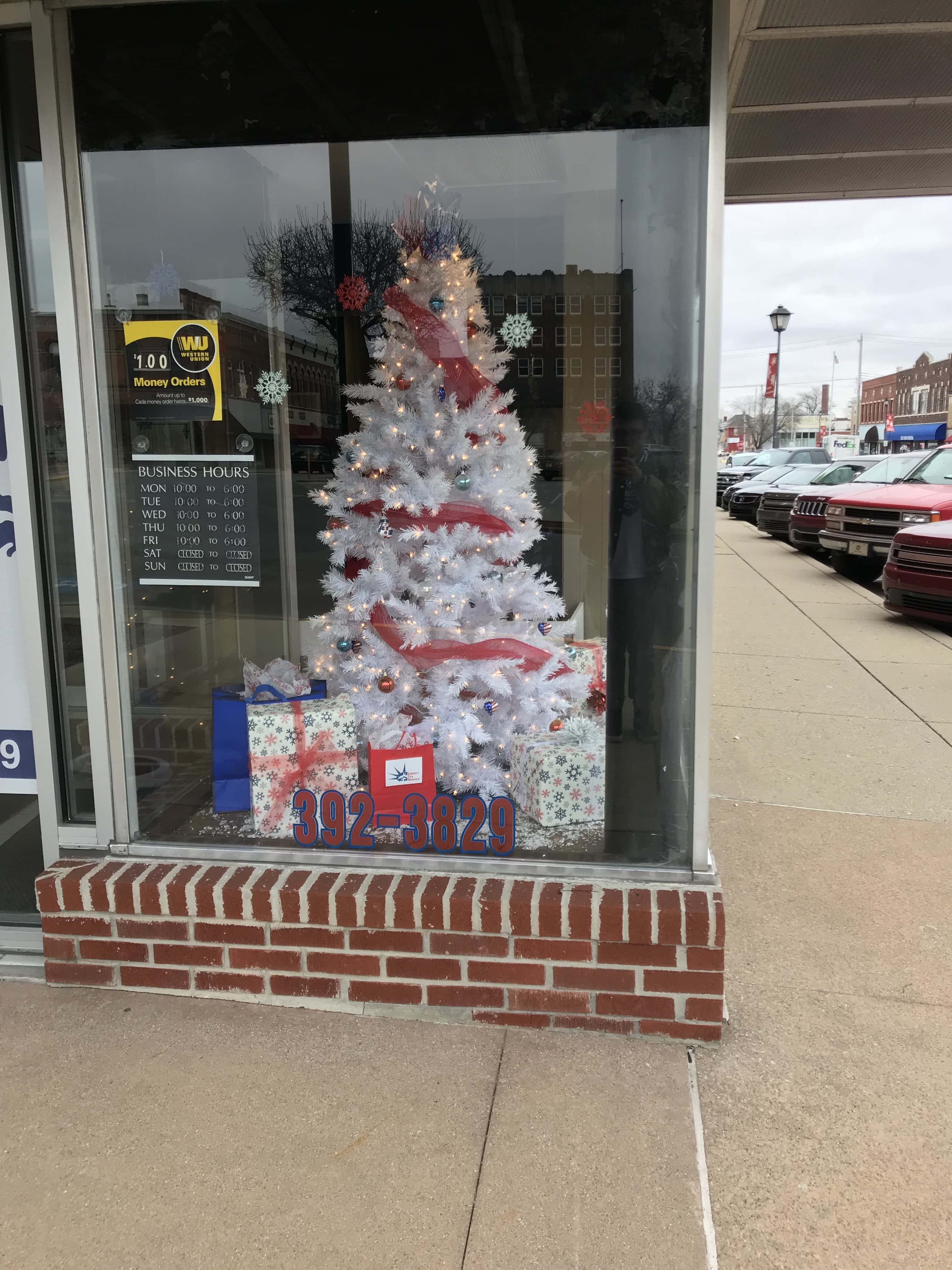shelby county news - Giant Christmas Hours