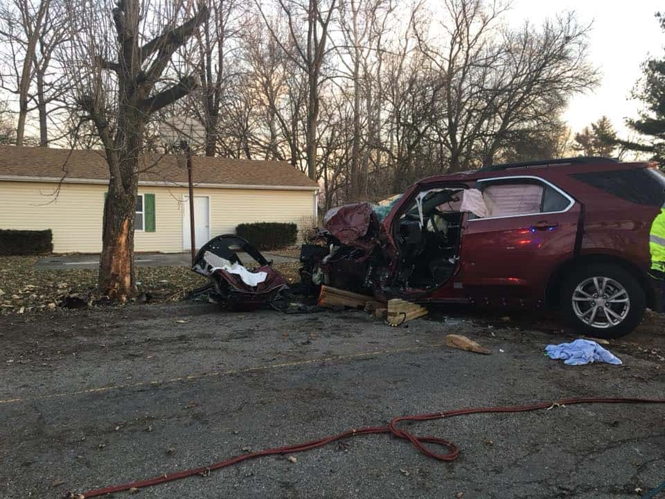 Boggstown man injured in Thursday one-car accident   GIANT