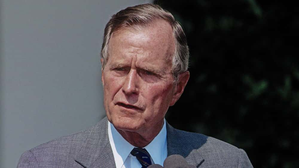 Official Schedule Released For Former President George H W Bush S