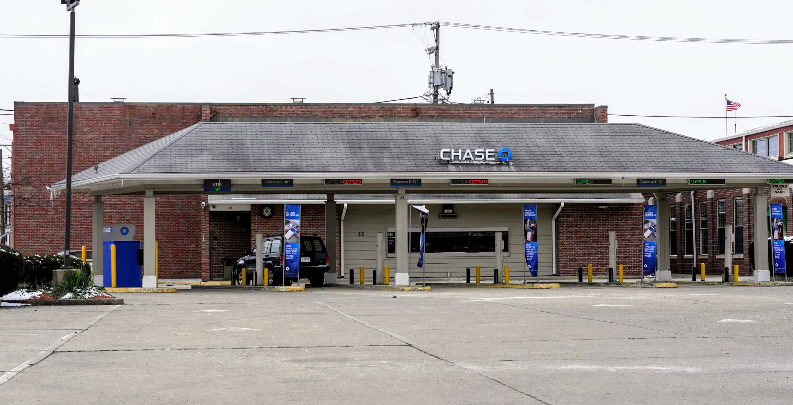 Shelbyville's Chase drive-thru to close in May | GIANT FM