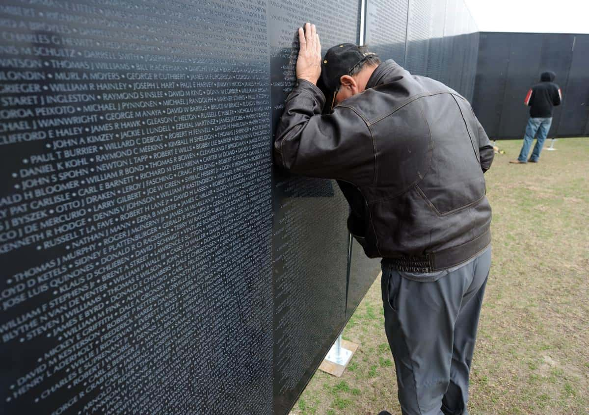 The Wall That Heals coming to Greenfield July 11-14 | GIANT