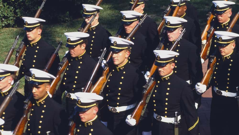 U S  Naval Academy To Ban Transgender Students Starting In