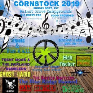 Pete Jarvis Cornstock Sunday, September 1   GIANT FM