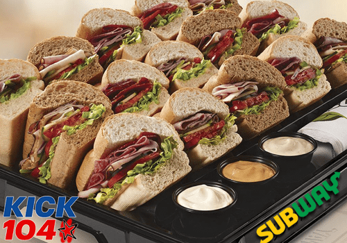 Listen To The Bobby Bones Show Thursday Mornings Between 8 9am For Your  Chance To Win A $25 Gift Certificate To Subway! Plus, Click The Button For  Your ...