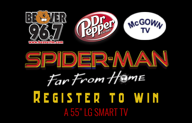 Dr PepperSpider-Man: Far From HomeContest