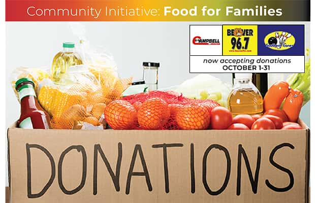 Community Initiative: Food for Families