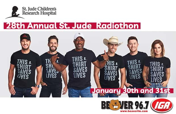 St. Jude Radiothon 2020