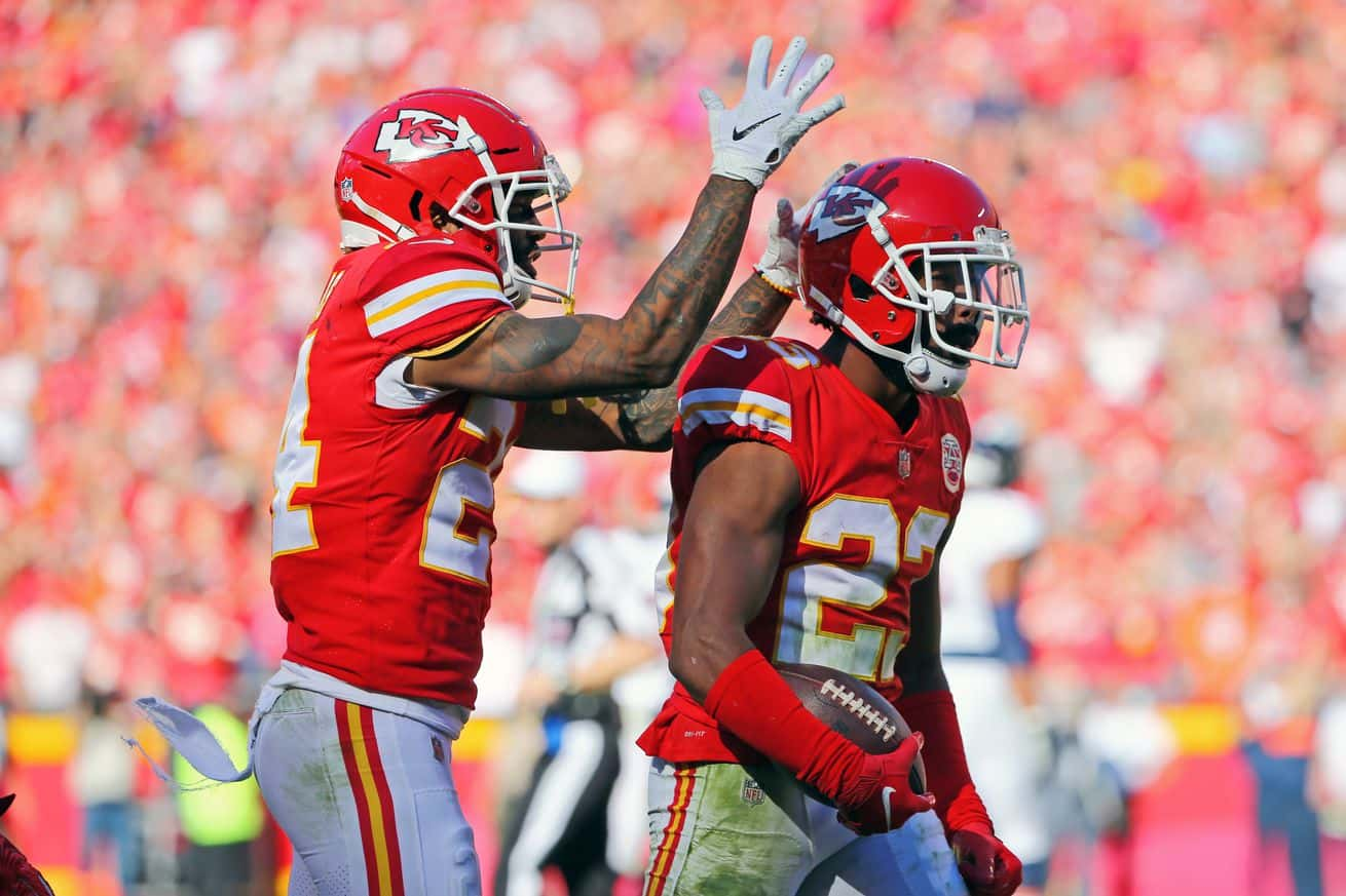 Five stats that could determine the Chiefs' game against Browns