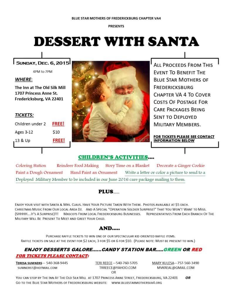 Dessert with santa b1015 all of todays best music spiritdancerdesigns Gallery