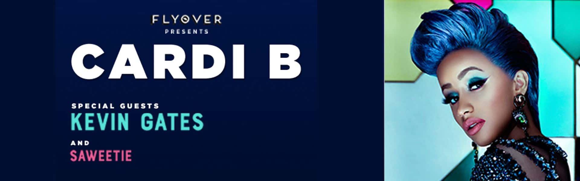 Cardi B 2019 Tour John Paul Jones Arena B101 5 Today S Best Music