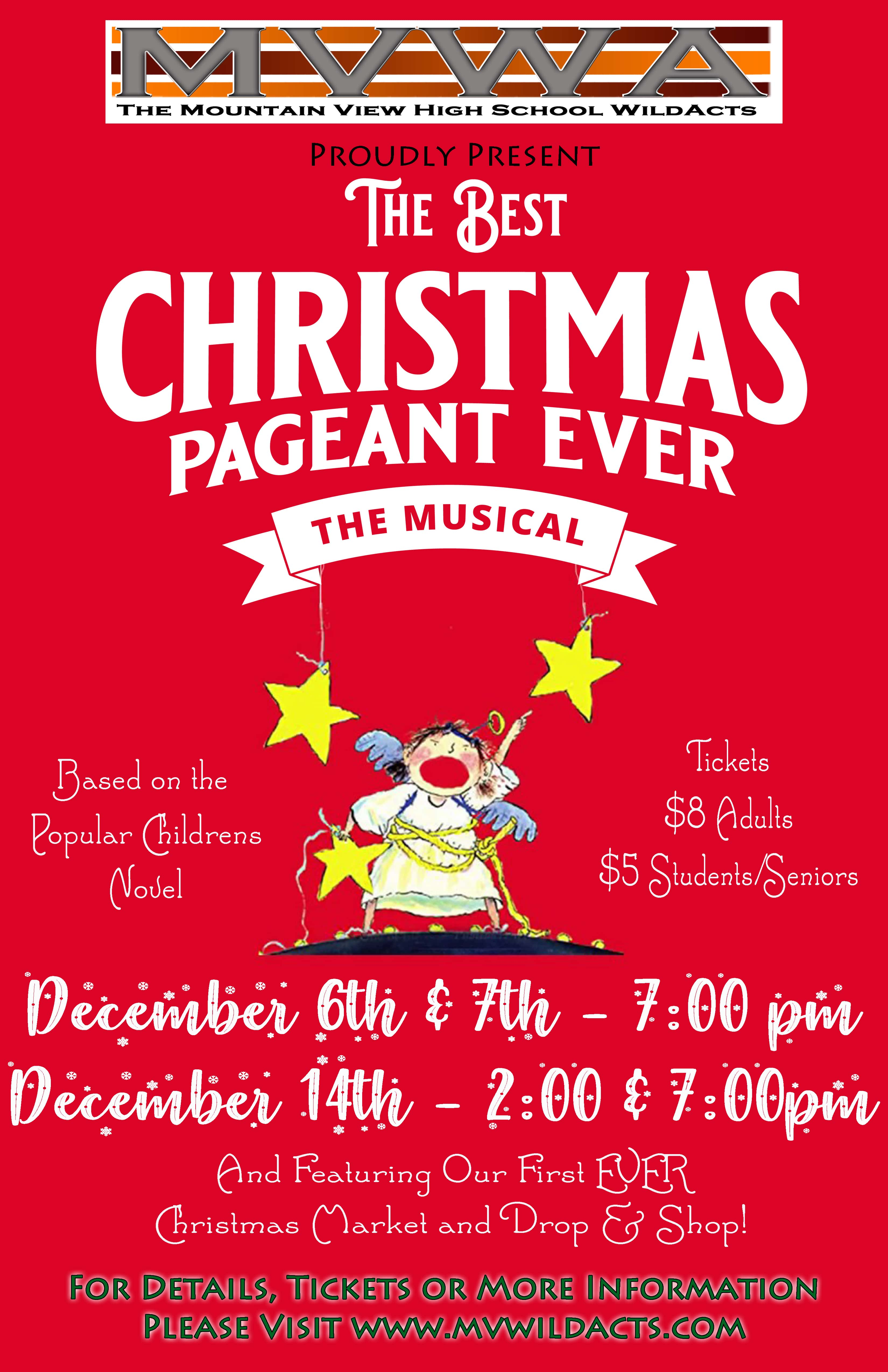 Mountain View High School Presents The Best Christmas