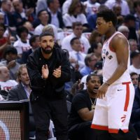 6b84f27fda57 Toronto Raptors honor Drake by naming training facility the OVO Athletic  Centre