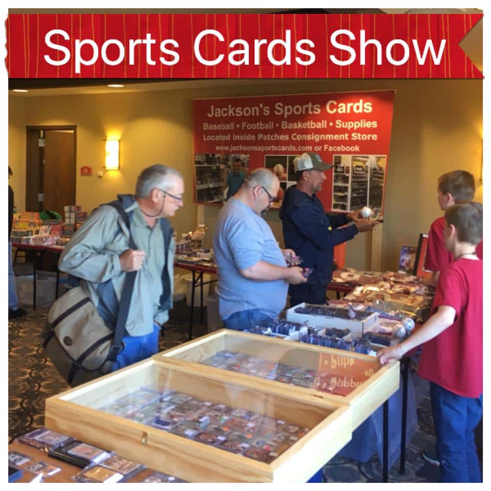 Scottsboro Sports Cardsmemorabilia Show Mix 969