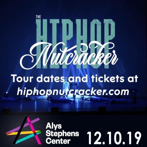 HIP HOP NUTCRACKER | WBHK | 98.7 Kiss FM
