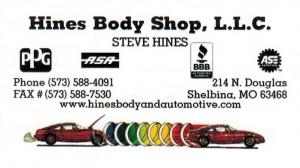 Hines Body Shop