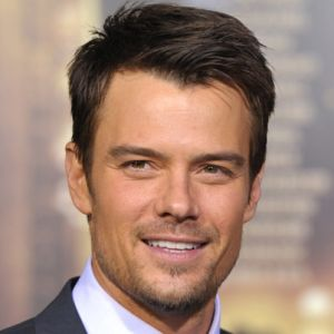 josh duhamel real height