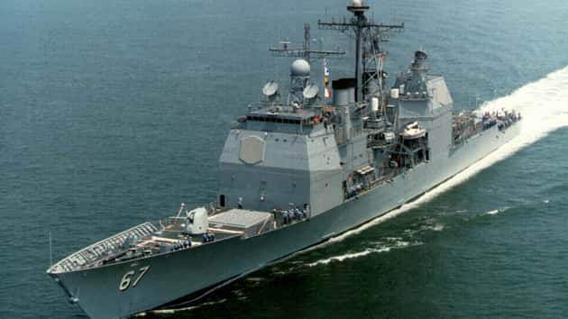 Navy Charges Sailor Who Hid On Ship For A Week With Abandoning Watch Dereliction Of Duty