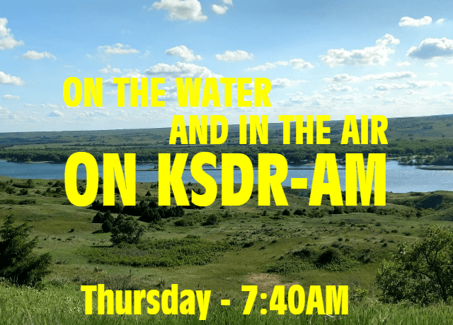 KSDR On The Water In The Air