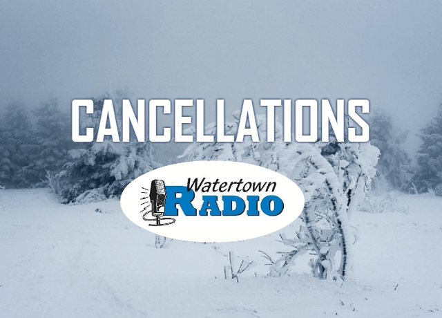 Closings and Delays Announcements | Watertown Radio