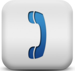 phone button copy