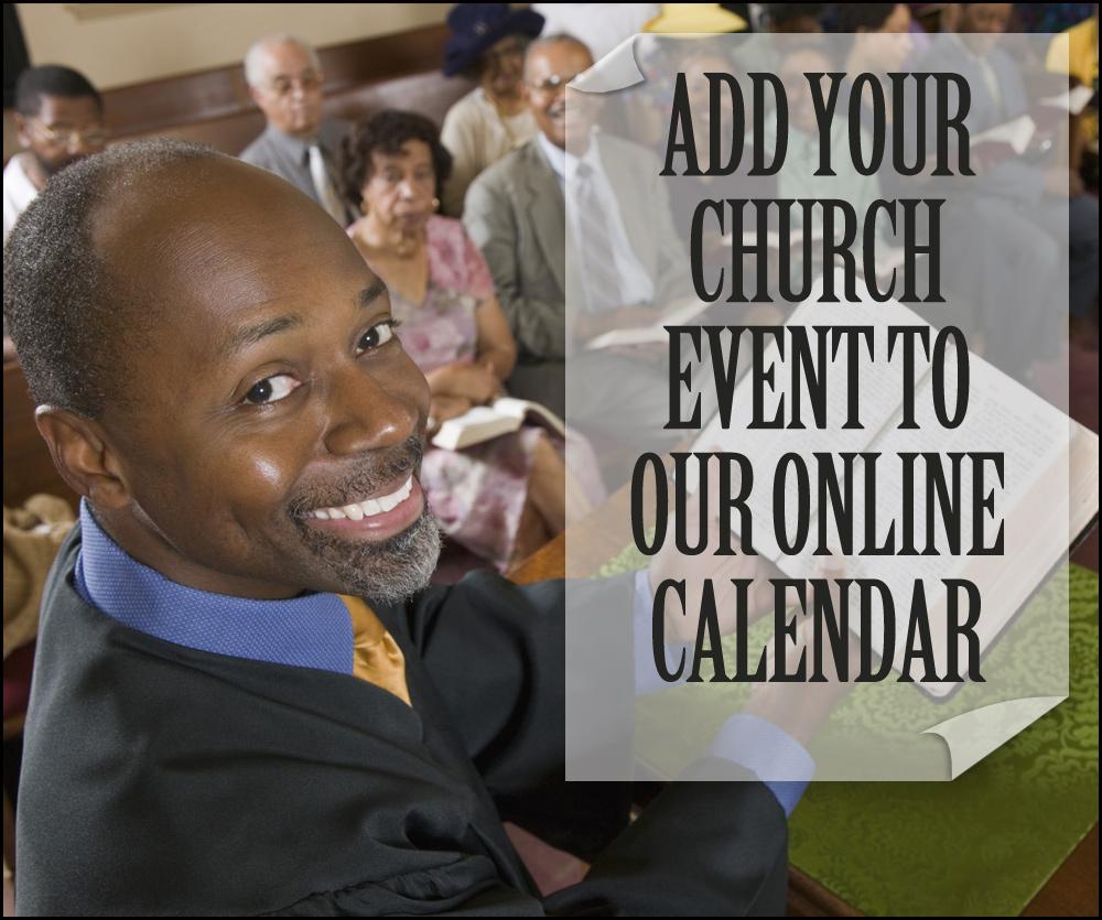 Add Church Event