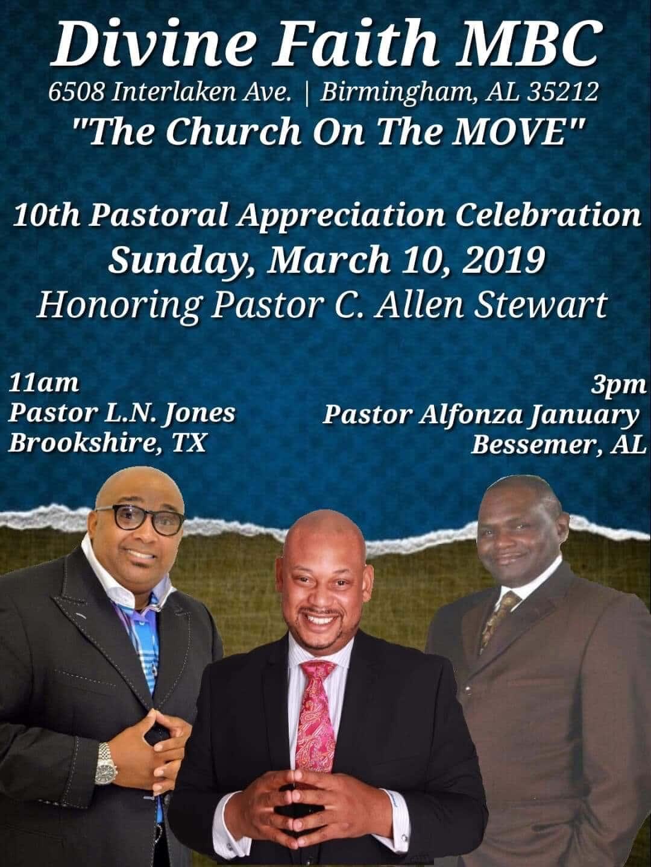 Divine Faith Missionary Baptist Church | WAGG | 610 WAGG
