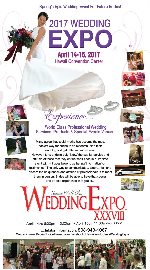 2017 Wedding Expo | KRTR | Krater 96