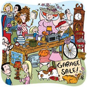 City Wide Garage Sale At Mother Cabrini Church In Richland | Explore
