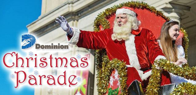 dominionchristamsparade - Dominion Christmas Parade