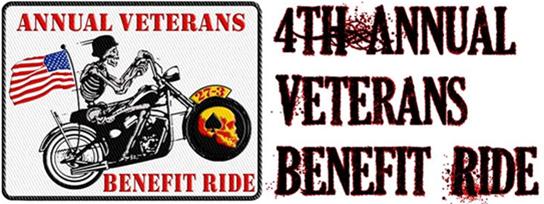 4th Annual Veterans Benefit Ride