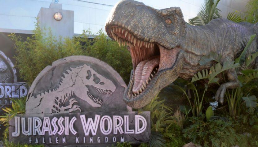jurassic world fallen kingdom box office