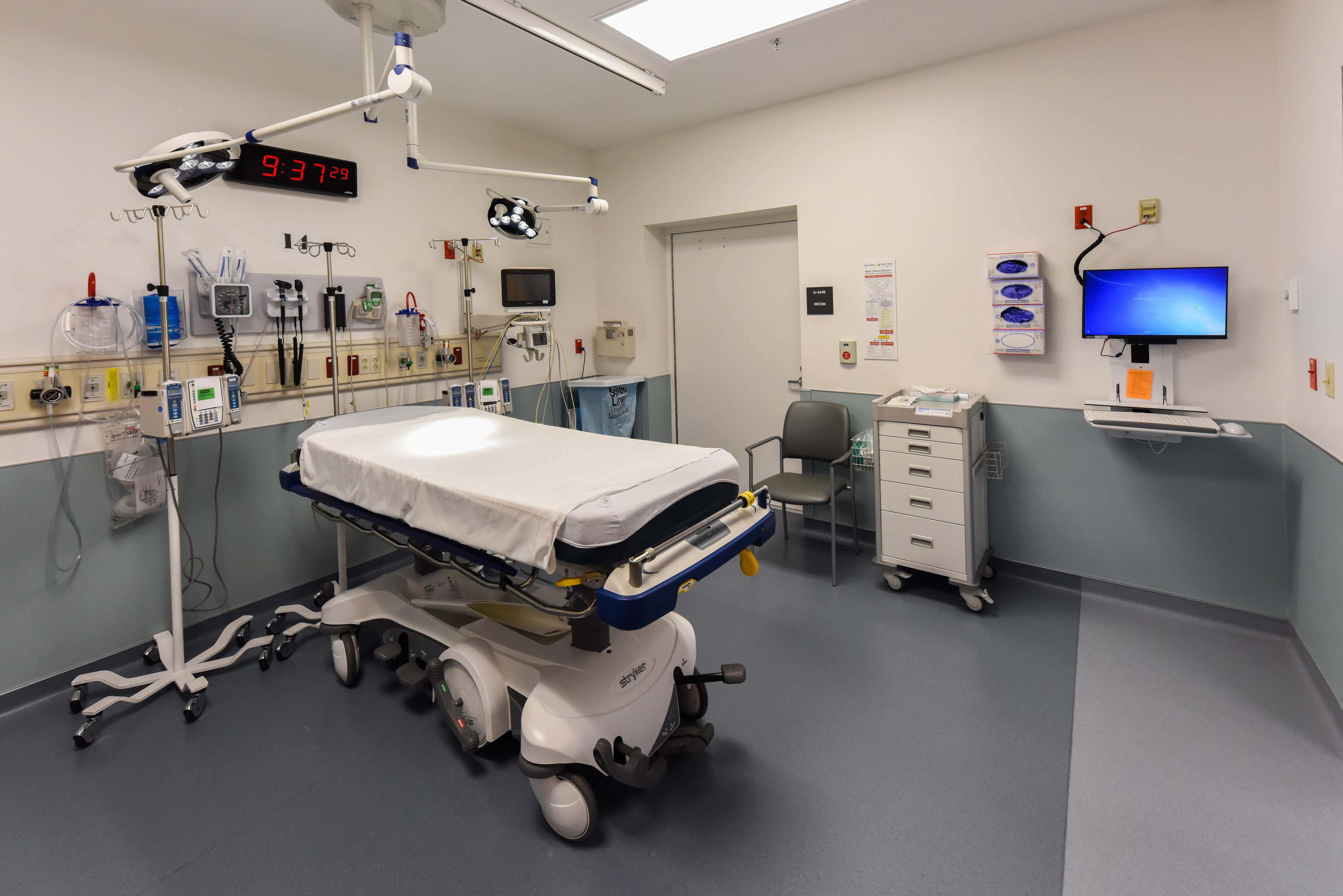 New Parkland Emergency Room