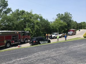 Accident Closes Stretch of Scenic Drive in Festus Saturday