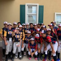 12U MABA Americans Fall in Extras to New York in Pool Play Finale of