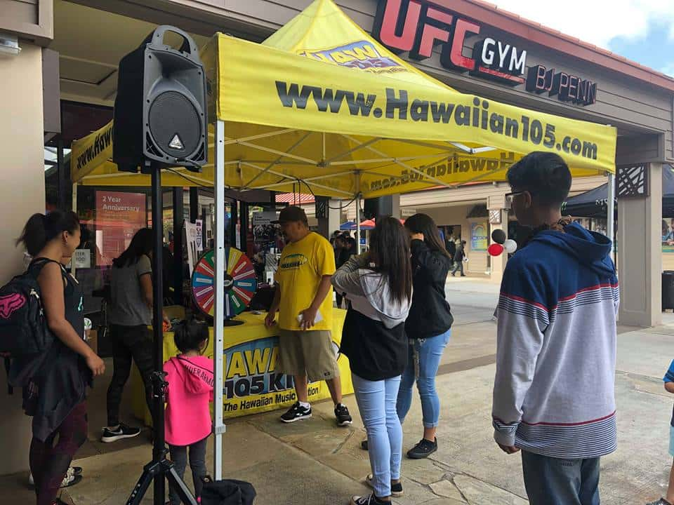 2 YEAR ANNIVERSARY OF UFC GYM MILILANI 02/09/2019 | KINE | Hawaiian