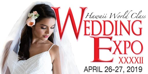 Hawaii World Class Wedding Expo at the Hawaii Convention