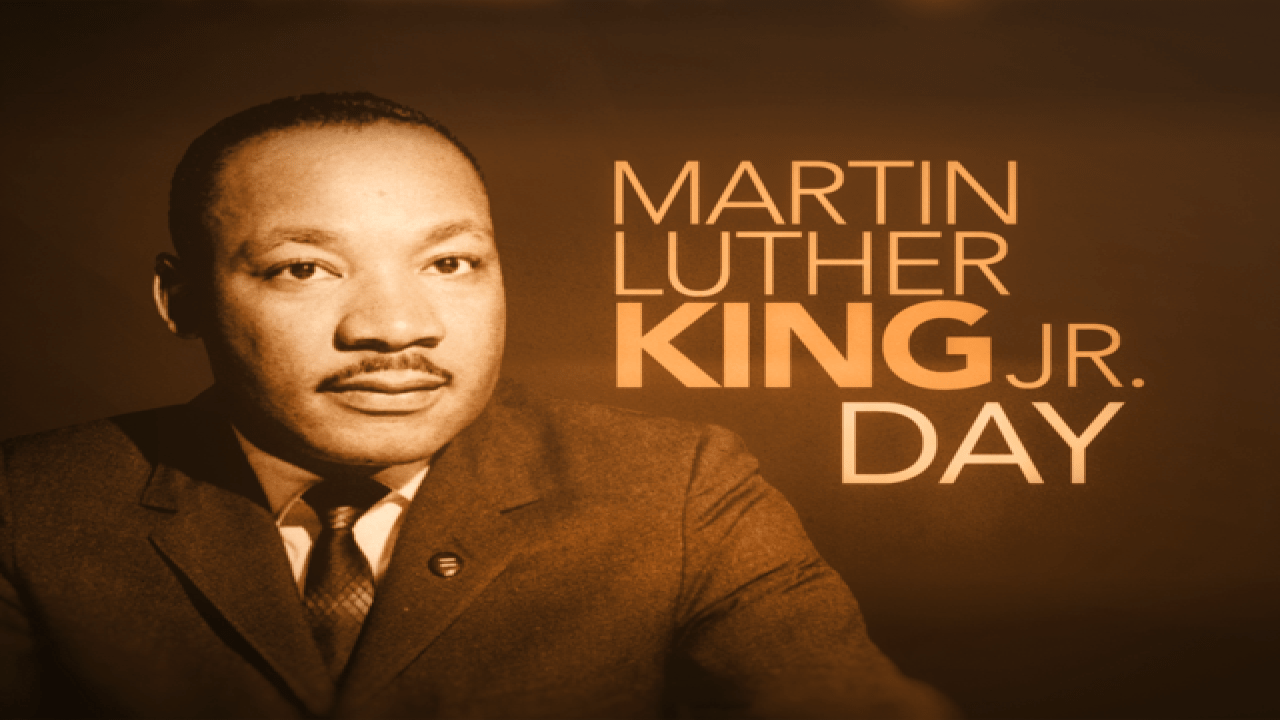 Martin Luther King Jr Day | KINE 105 The Hawaiian Music ...