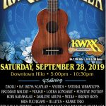 26th Annual KWXX Ho'olaule'a Poster