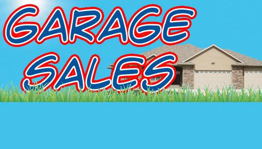 Garage Sales | Alpha Media | Fort Dodge
