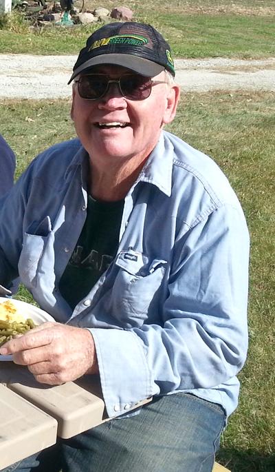 Week 5 Feed the Farmer Winner Arvid Evans of Bridgewater, IA!