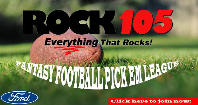 ROCK 105 | Everything That Rocks