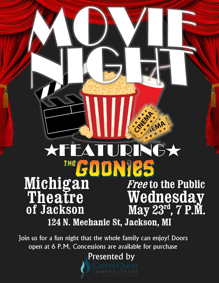 Free Movie Night 959 The Power Cow