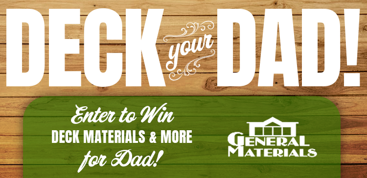 Deck Your Dad!