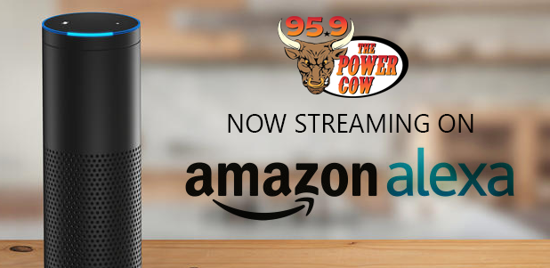 Now streaming on your Alexa enabled device!